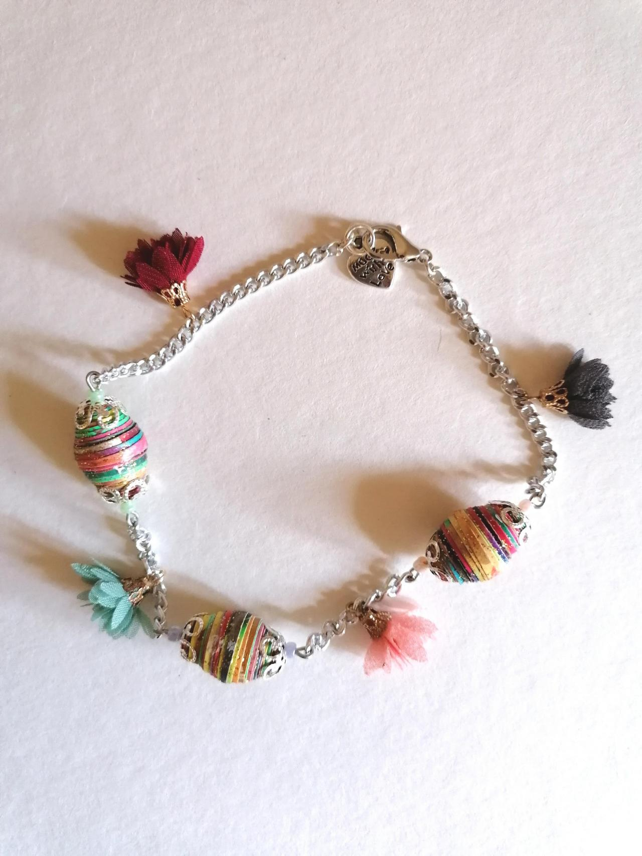 Frida boutique collection - 'Frida flower' anklet