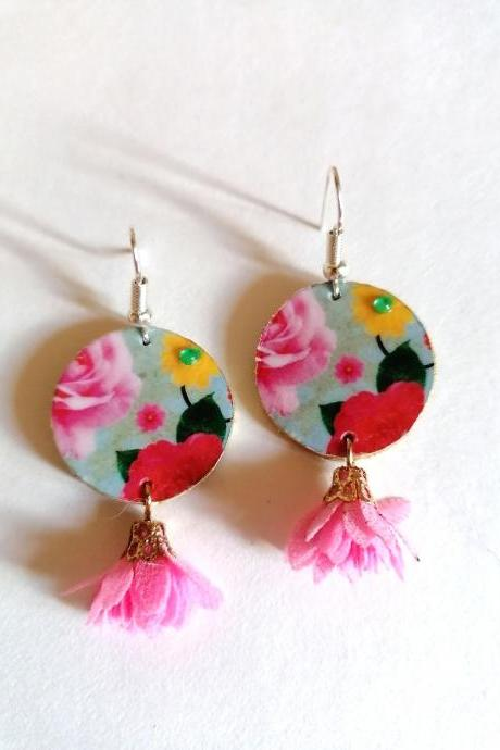 Frida boutique collection - 'Frida flower' earrings